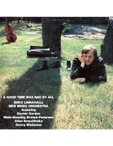 Esko Linnavalli And New Music Orchestra : A Good Time Was Had By All (LP)