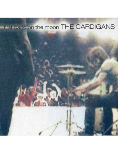 The Cardigans : First Band On The Moon (LP)