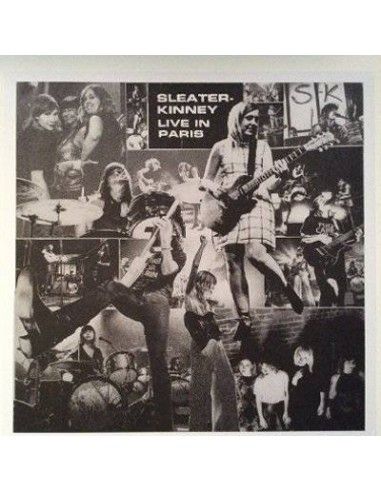 Sleater-Kinney : Live In Paris (CD)