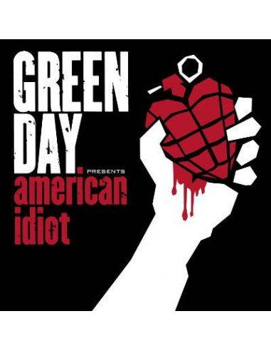 Green Day : American Idiot (2-LP)
