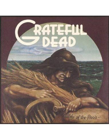 Grateful Dead : Wake Of The Flood (LP)