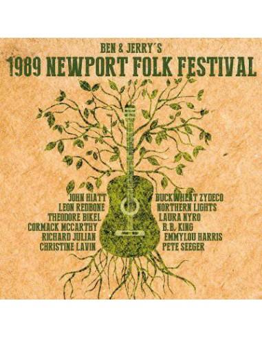Ben & Jerry's 1989 Newport Folk Festival (3-CD)