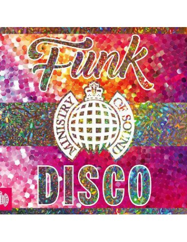 Funk The Disco (3-CD)