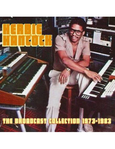 Hancock, Herbie : The Broadcast Collection 1973-1983 (8-CD)