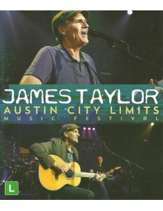 James Taylor : Austin City Limits - Music Festival (Blu-ray)
