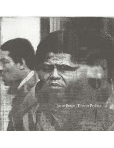 Brown, James : Time For Payback (4-LP)