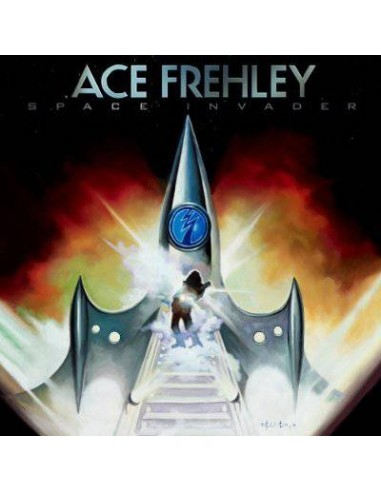 Frehley, Ace : Space Invaders (CD)