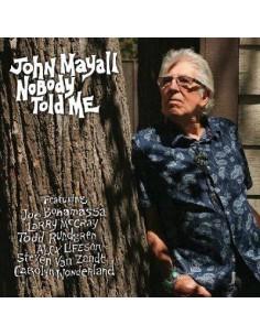 Mayall, John : Nobody Told Me (CD)