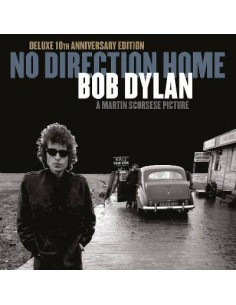 Dylan, Bob : No Direction Home - A Martin Scorsese Picture (2-DVD + 2-BluRay) BOX