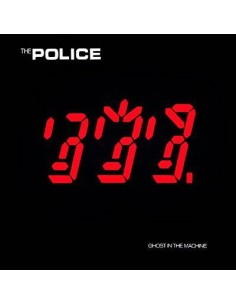 Police : Ghost in the machine (LP)