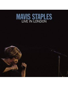 Staples, Mavis : Live In London (2-LP)