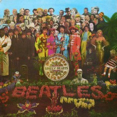 Beatles : Sgt. Peppers Lonely Hearts Club Band (LP)