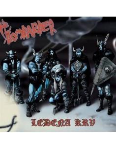 Bombarder : Ledena Krv (LP) ltd. to 100 copies, red vinyl
