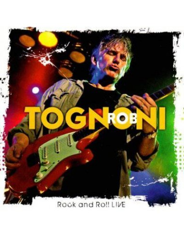 Tognoni, Rob : Rook And Roll Live (2-CD)