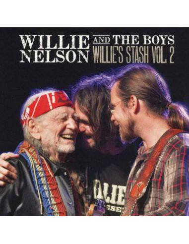 Nelson, Willie And The Boys : Willie's Stash Vol. 2 (CD)