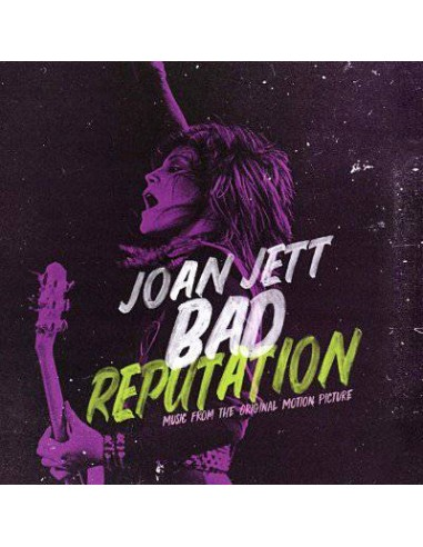 Jett, Joan : Bad Reputation - soundtrack (LP) Black Friday 2018