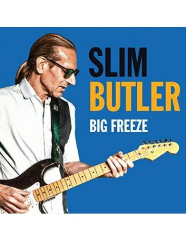 Slim Butler : Big Freeze (CD)