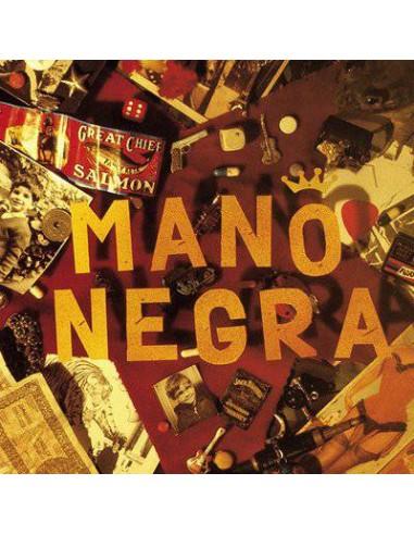 Mano Negra : Patchanka (LP + CD) 2018