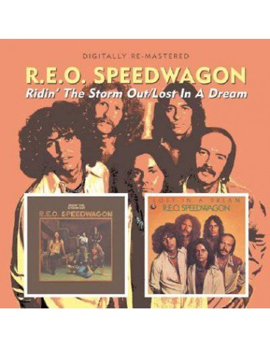 Reo Speedwagon : Ridin' The Storm Out / Lost In A Dream (CD)