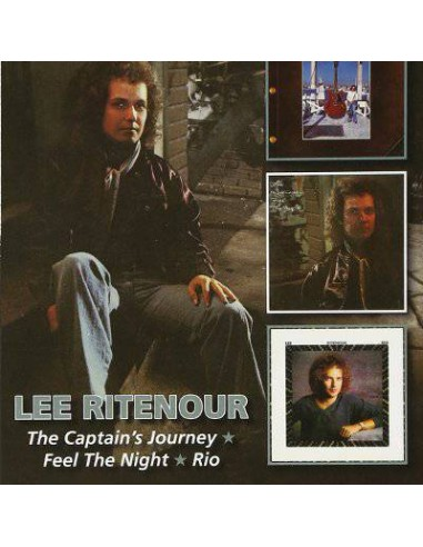 Ritenour, Lee : The Captain's Journey / Feel The Night / Rio (2-CD)