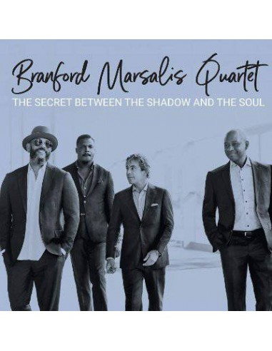 Marsalis, Branford Quartet : The Secret Between The Shadow And The Soul (LP)