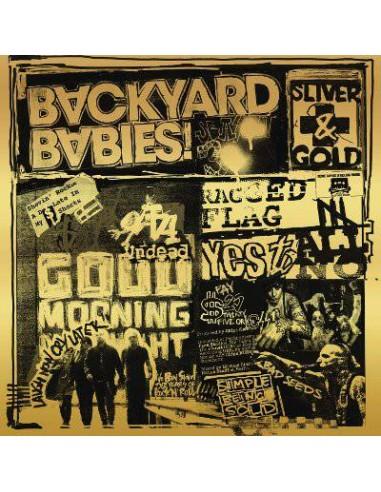 Backyard Babies : Sliver & Gold (LP + CD)