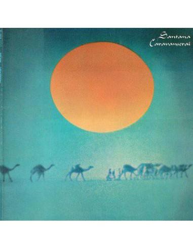 Santana : Caravanserai (LP)