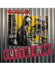 Clash : Cut The Crap (LP)