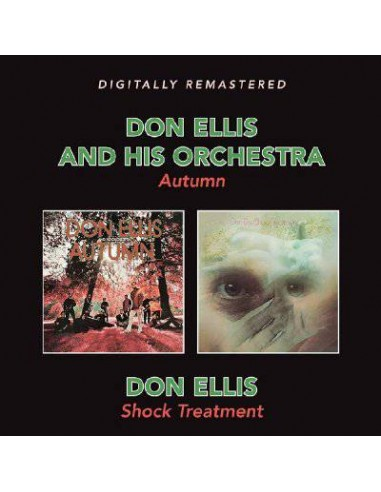 Ellis, Don : Shock Treatment / Autumn (2-CD)
