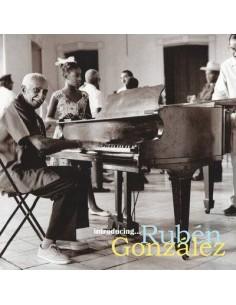 González, Rubén : Introducing... ( 2-LP)