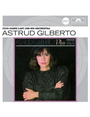 Gilberto, Astrud : Plus James Last And His Orchestra (CD)
