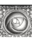 Leevi And The Leavings : Hopeahääpäivä (LP) coloured vinyl