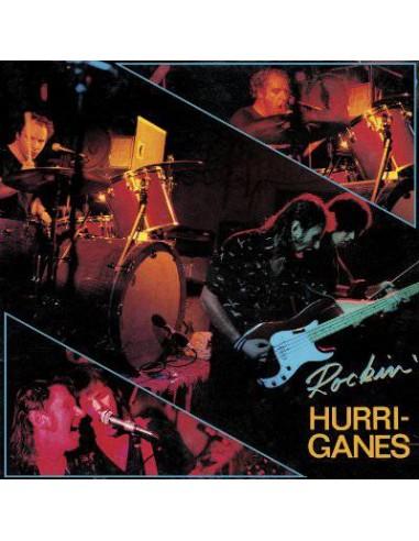 Hurriganes : Rockin' (LP) punainen vinyyli