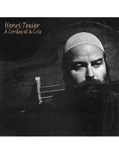 Texier, Henri : A Cordes et à Cris (LP)