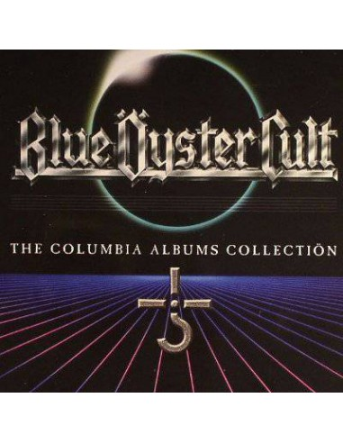 Blue Öyster Cult : The Columbia Albums Collectiön (16-CD + DVD)