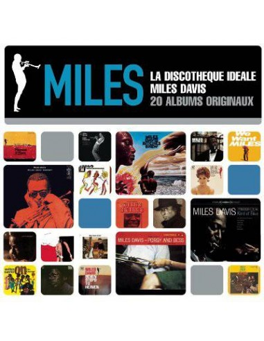 Davis, Miles : The Perfect Miles Davis Collection (22-CD)