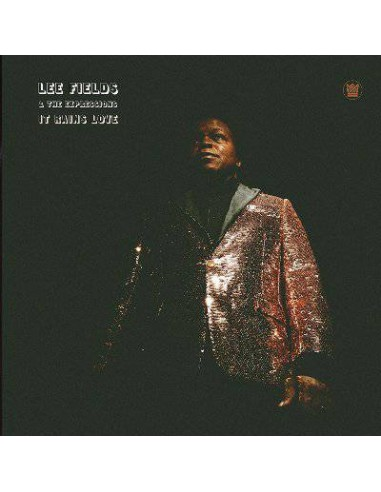 Fields, Lee & The Expressions : It Rains Love (LP)