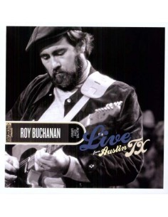 Buchanan, Roy : Live From Austin TX (LP)