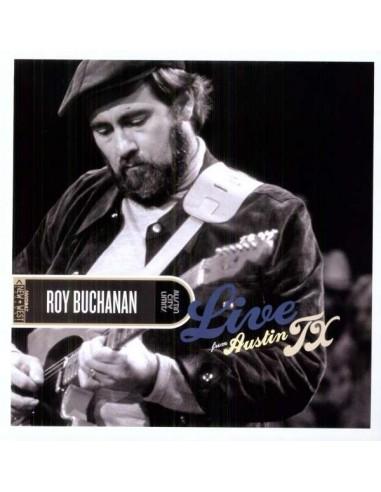 Buchanan, Roy : Live From Austin TX (LP)