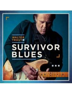 Trout, Walter : Survivor Blues (CD)
