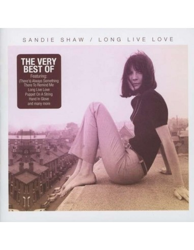 Shaw, Sandie : Long Live Love (CD)
