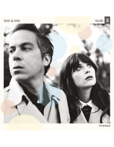 She & Him : Vol.3 (CD)