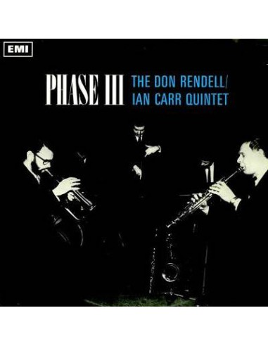 Don Rendell / Ian Carr Quintet : Phase III (LP)