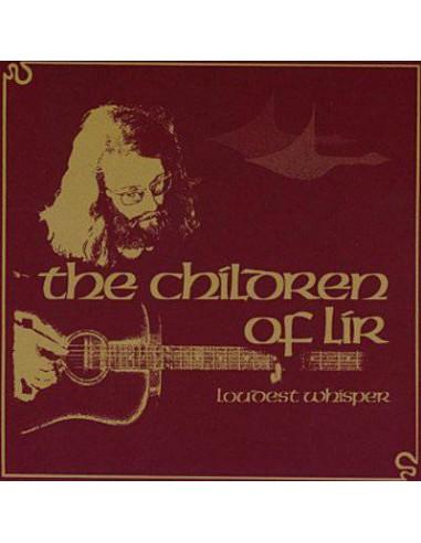 Children Of Lir : Luodest Whispers (CD)