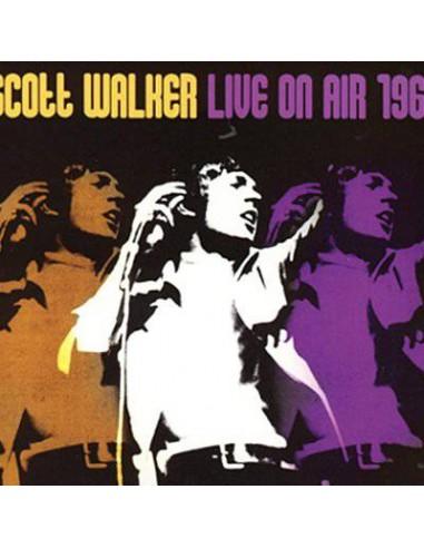 Walker, Scott : Live On Air 1968 (CD)