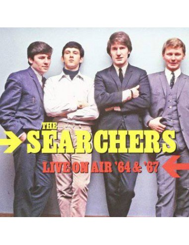 Searchers : Live On Air '64 & '67 (CD)