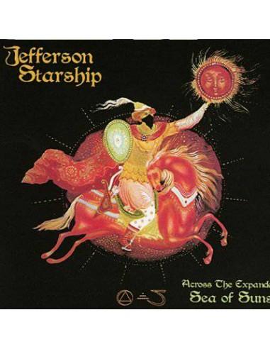 Jefferson Starship : Across The Sea Of Suns (3-CD)