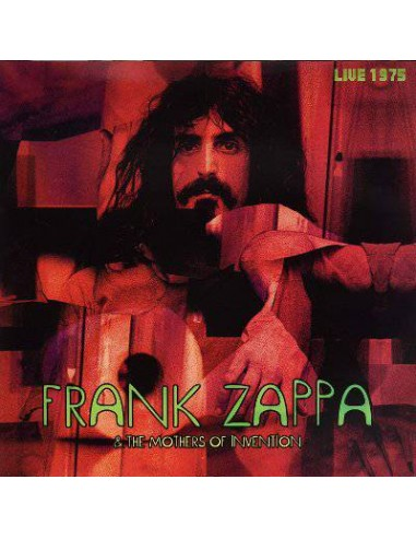 Zappa, Frank & The Mothers Of Invention : Live 1975 - Vancouver, BC, Oct. 1st (2-LP)