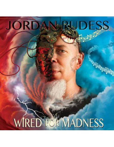 Rudess, Jordan : Wired For Madness (2-LP)
