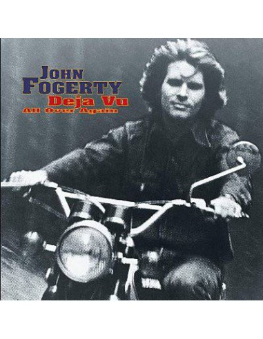 Fogerty, John : Deja Vu All Over Again (CD)
